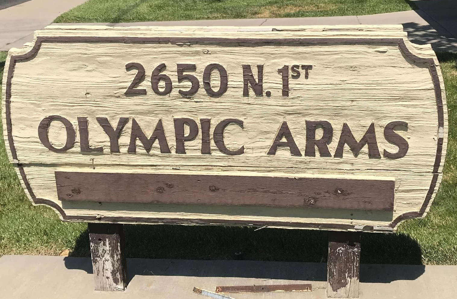 Olympic Arms Condominiums