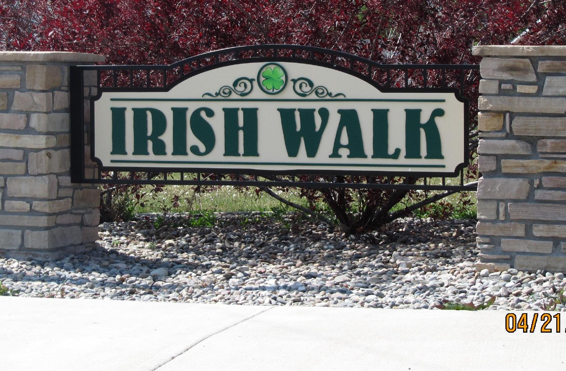 Irish Walk