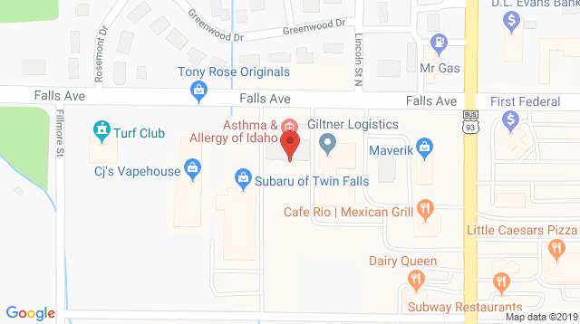 800 Falls Avenue Suite #1, Twin Falls, ID 83301