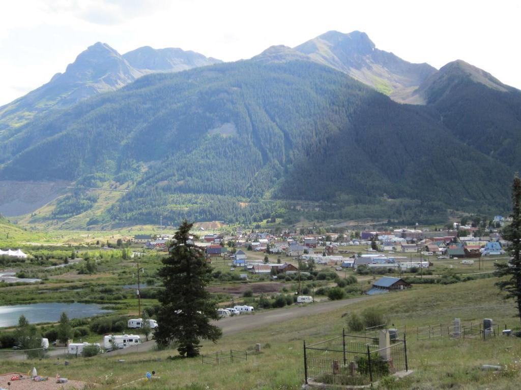 Silverton Location Photo