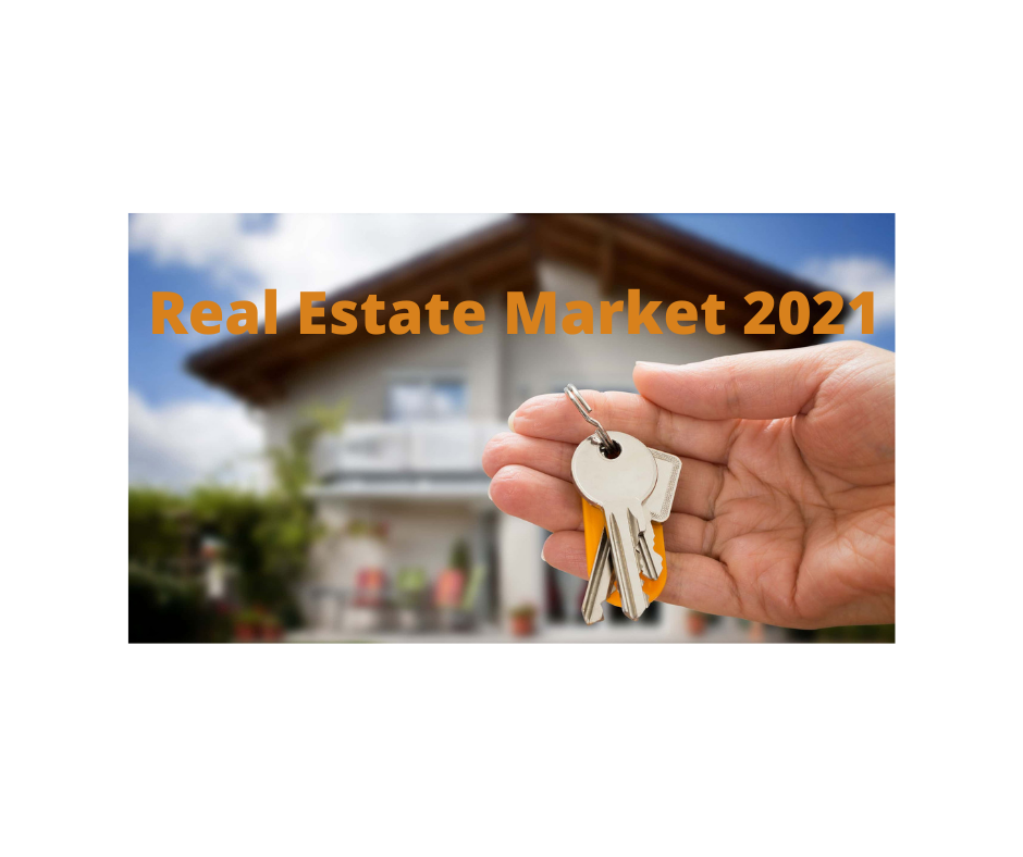 Top 5 Things to Know About the Real Estate Market 2021 Main Photo