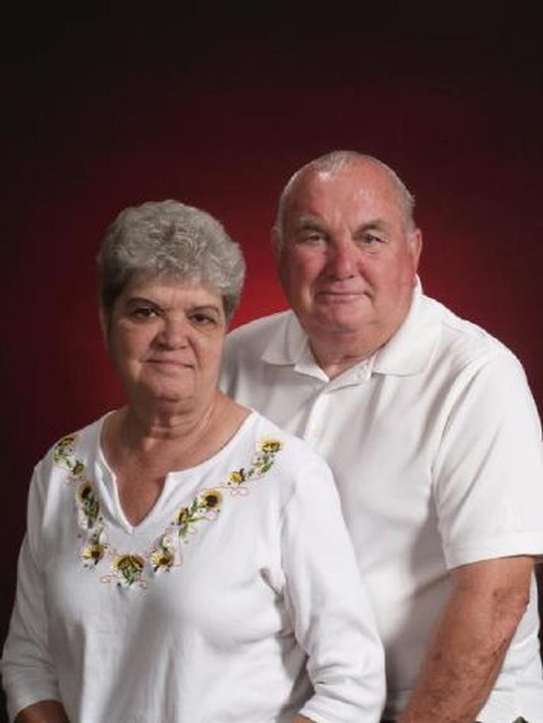 Francis & Theresa Halas