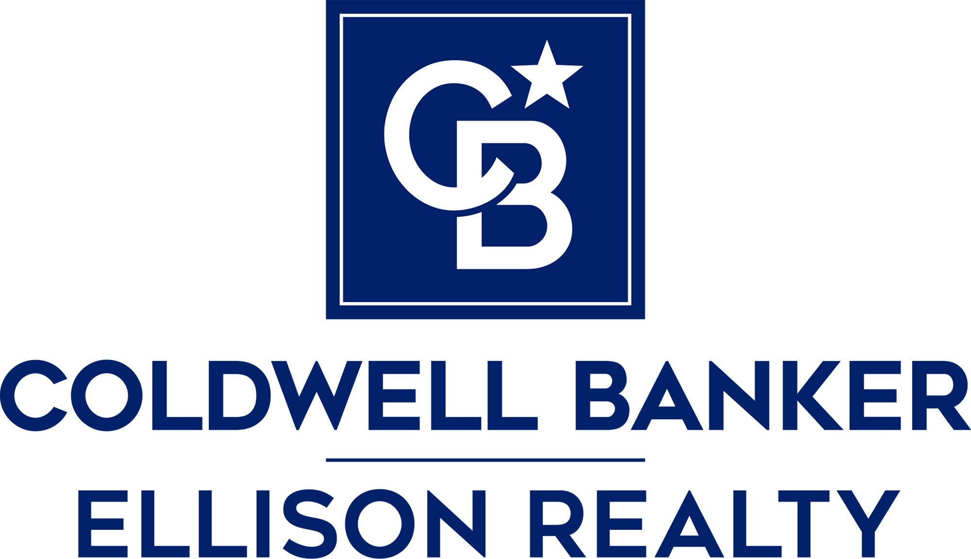 Virginia Rhodes - Coldwell Banker Ellison Realty Logo