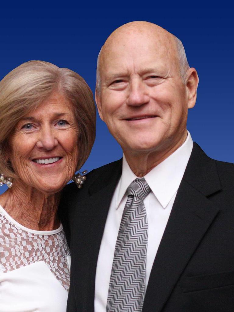 Mike and Linda Knox