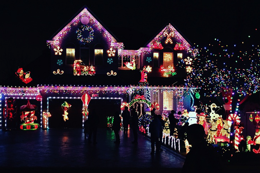 Neighbor's Holiday Lights and Noise Ruining Your Silent Night? Main Photo