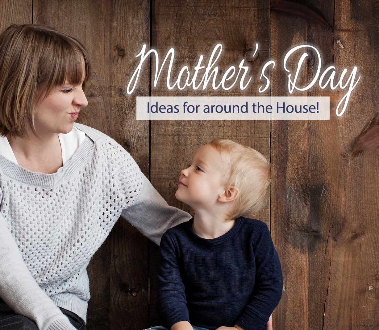 Mother's Day Ideas for around the House! Main Photo