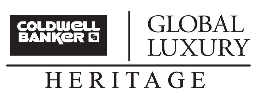 Coldwell Banker Heritage Global Luxury Logo