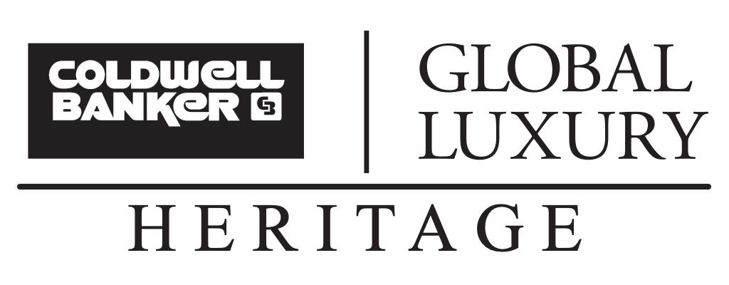 Coldwell Banker Heritage Global Luxury Logo