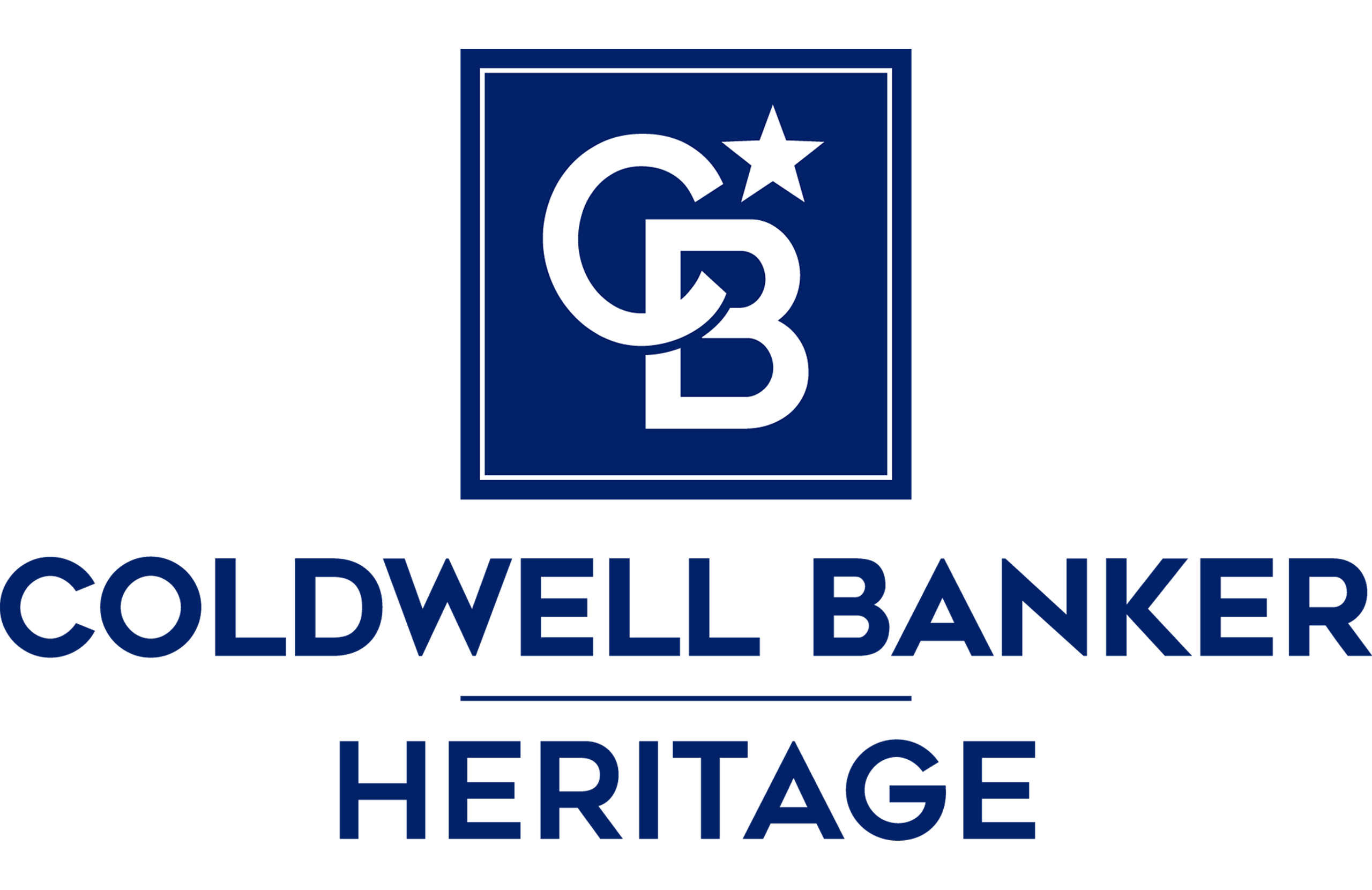 The Denlinger and Lamb Team - Coldwell Banker Heritage Logo