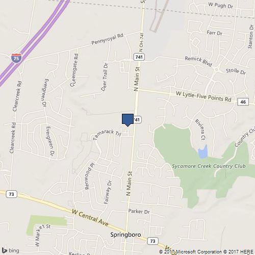 535 N Main St, Springboro, OH 45066
