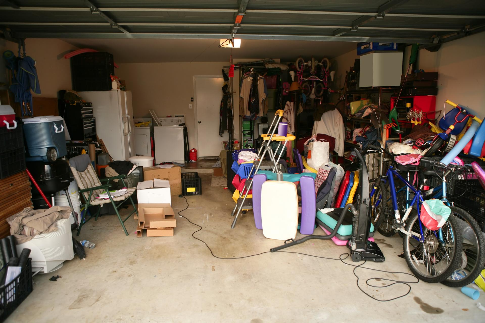 How to Pack Your Garage in 5 Easy Steps Main Photo