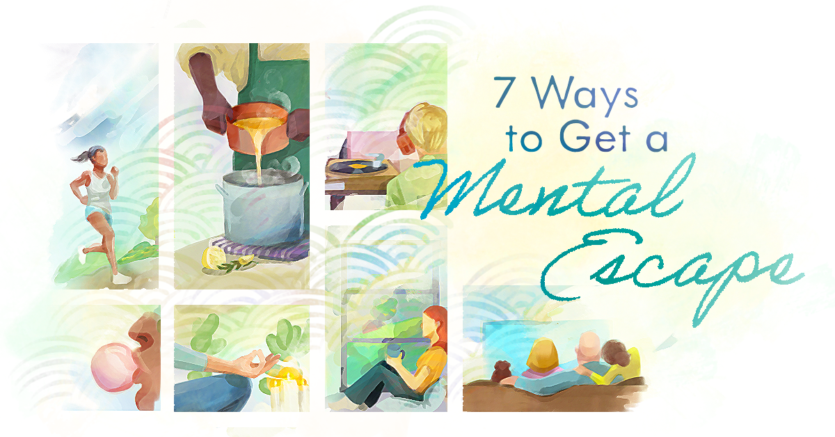 7 Ways to Get a Mental Escape Main Photo