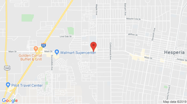 14411 Main Street, Suite A, Hesperia, CA 92345