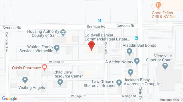 15500 W Sand St, Second Floor, Victorville, CA 92392