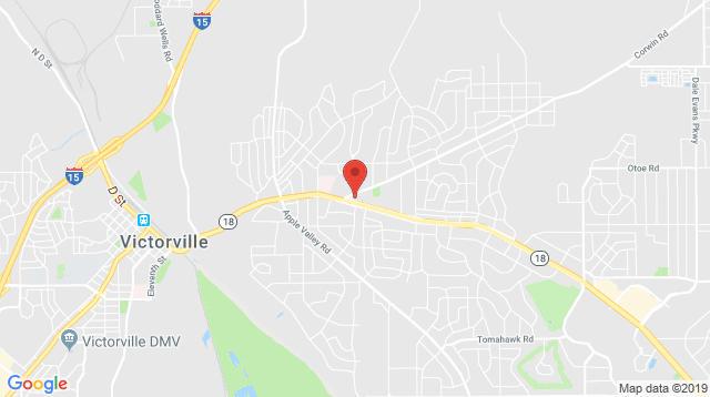 18484 Hwy. 18 Ste 150 , Apple Valley, CA 92307