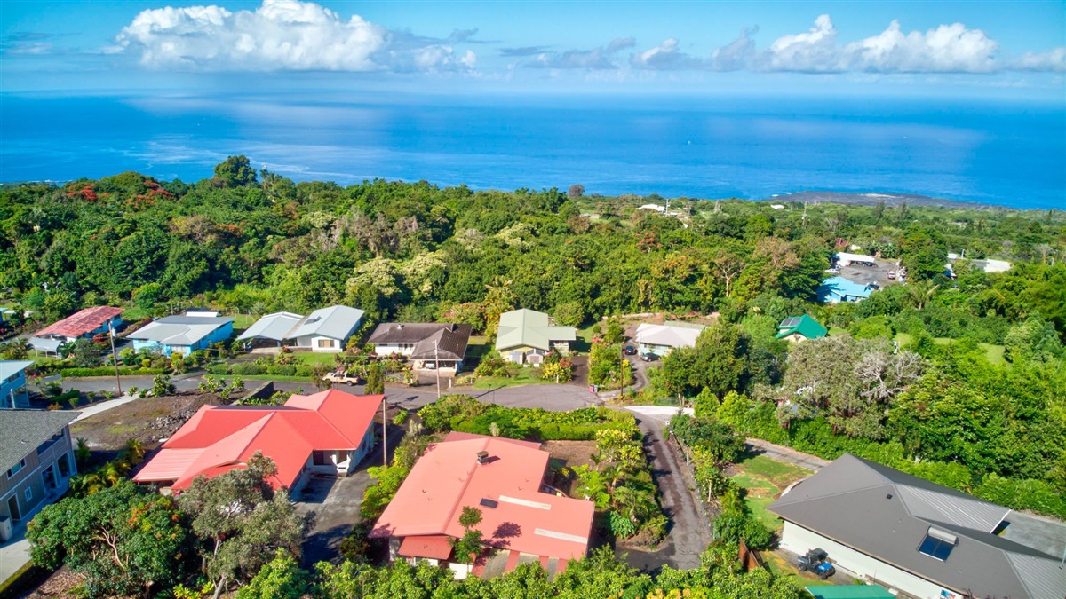 New Listing: Tropical Captain Cook Oasis Home Main Photo