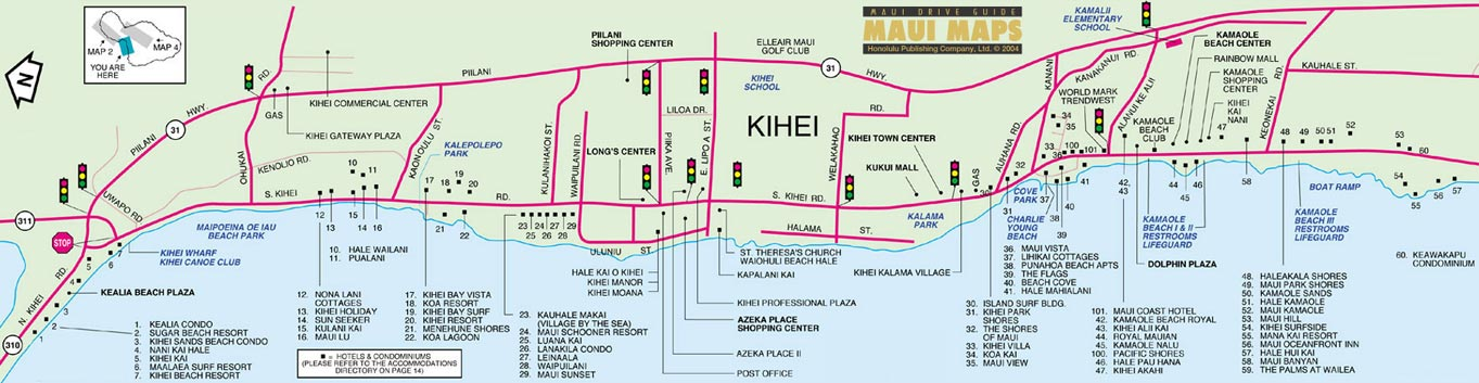 Wailea Kihei Condo Investment Properties