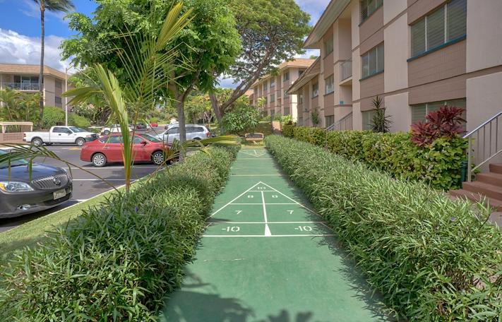 South Kihei Condominiums