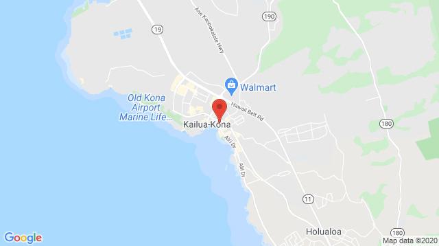 75-5799 Alii Drive Building #A3, Kailua Kona, Hawaii 96740