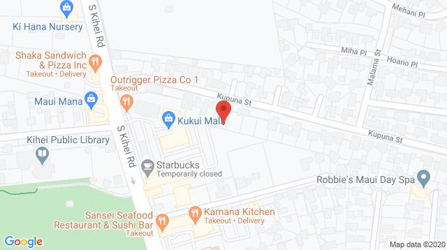 1819 South Kihei Rd Suite D111, Kihei, Hi 96753