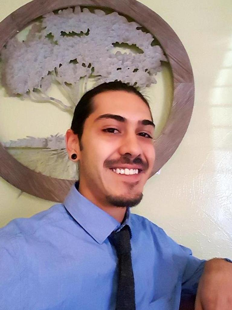 Adrian Griego Profile Image