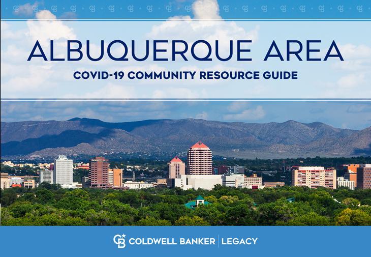 Albuquerque Area Community Resource Guide Main Photo