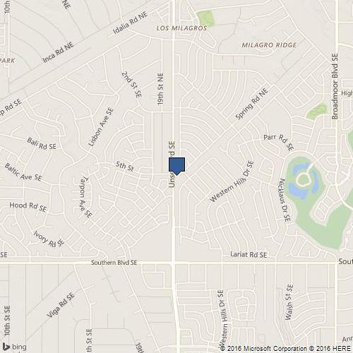 500 Unser Blvd, Rio Rancho, NM 87124