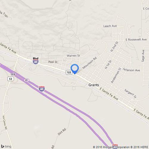 617 W Santa Fe Ave, Grants, NM 87020