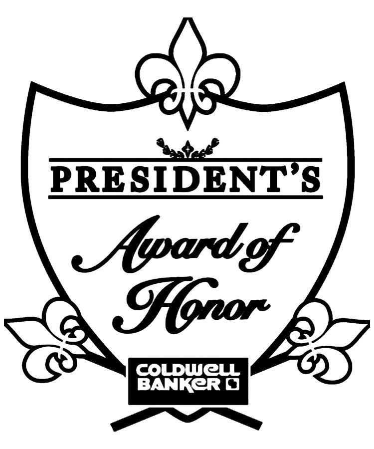 M.M. Parrish Realtors Receives Prestigious Award From Coldwell Banker Main Photo
