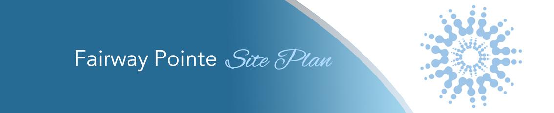 Fairway Pointe Siteplan