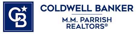 Coldwell Banker M.M. Parrish Realtors Logo