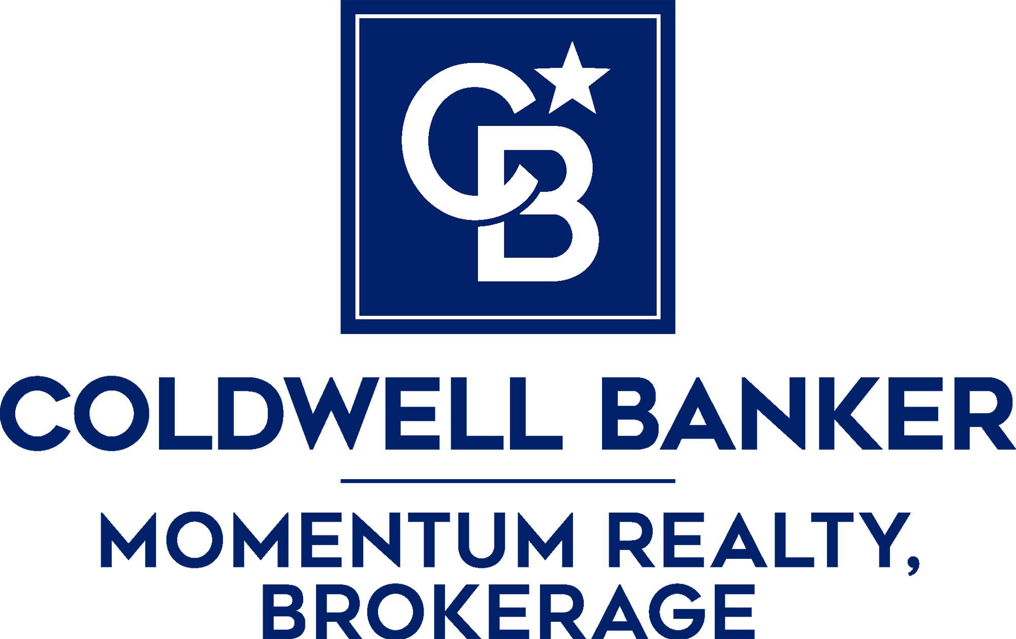 Coldwell Banker Momentum Realty Logo