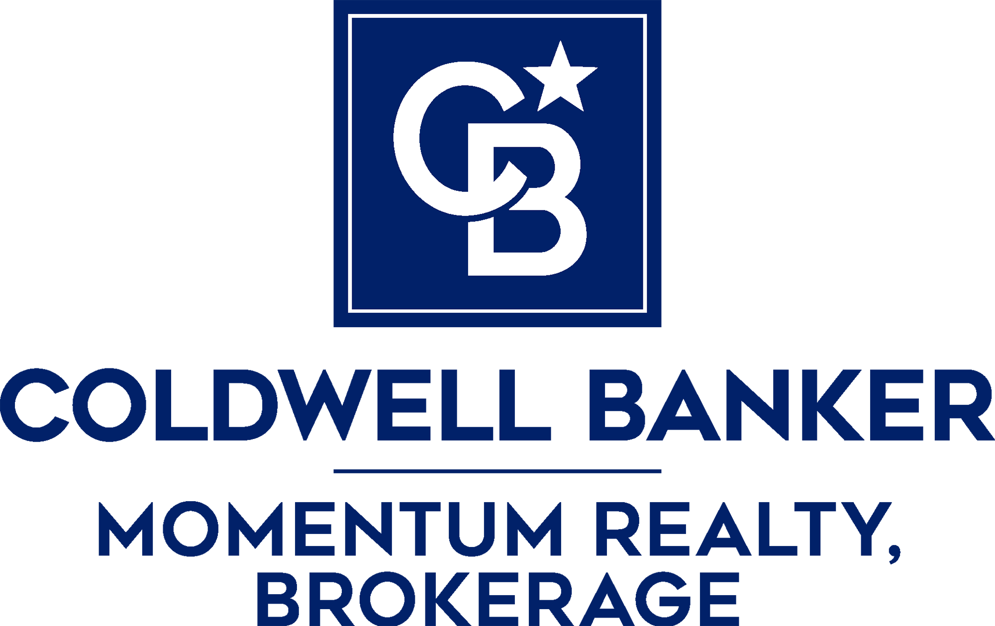 Chantel Burke - Coldwell Banker Momentum Logo
