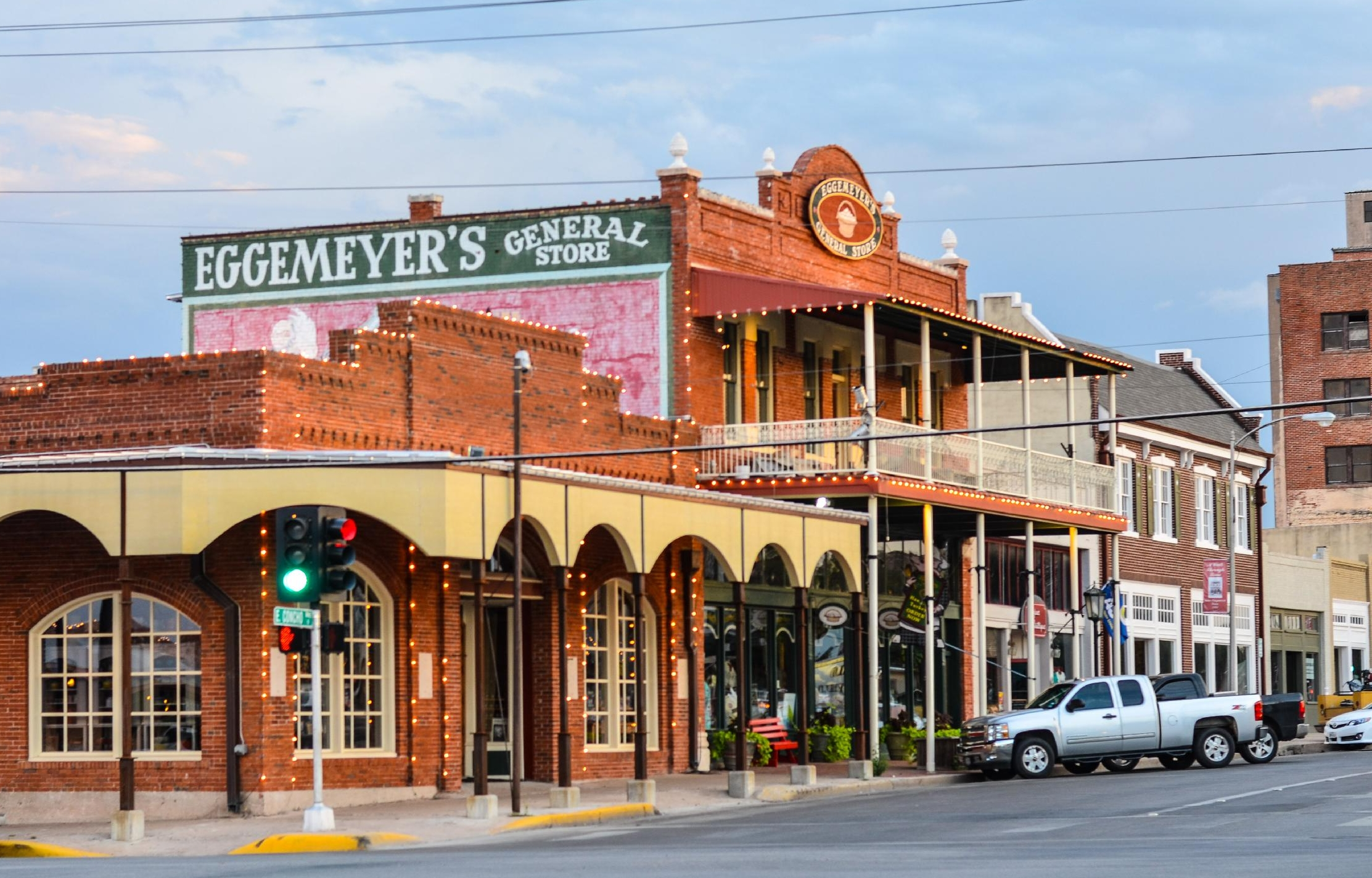 12 San Angelo Secrets