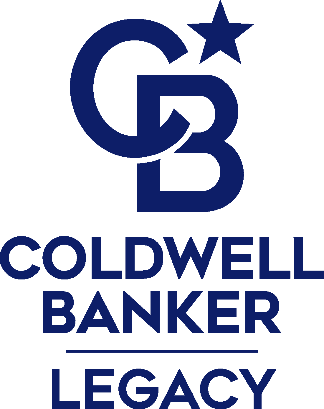 Kenneth & Mandy Wright - Coldwell Banker Legacy REALTORS® Logo