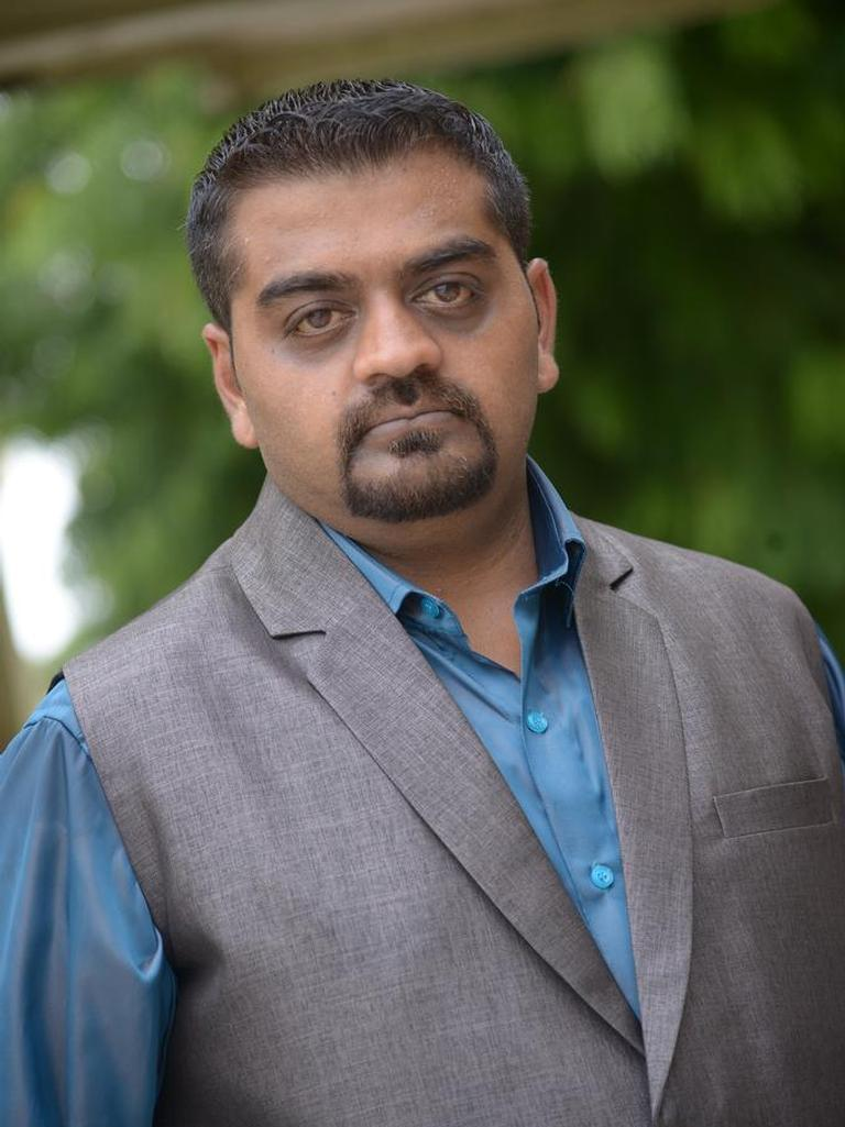 Rikinkimar Patel