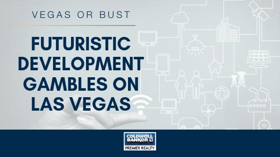 Vegas or Bust! Long Shot Developments Gamble on Las Vegas. Main Photo