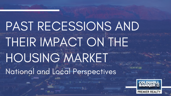 Past Recessions and Their Impact on the Housing Market Main Photo