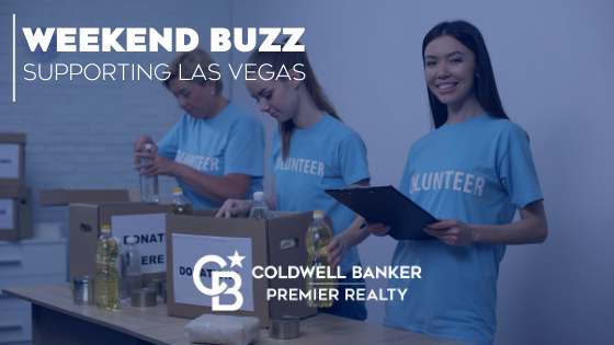 Weekend Buzz | Supporting Las Vegas Main Photo