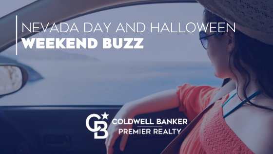 Weekend Buzz - Nevada Day and Halloween Main Photo