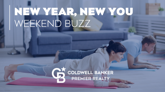 Weekend Buzz   New Year, New You Main Photo