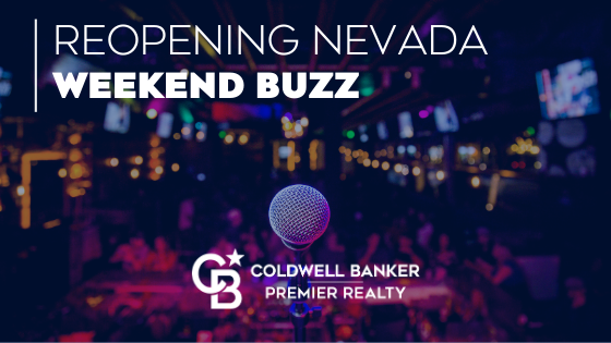 Weekend Buzz | Reopening Nevada Main Photo