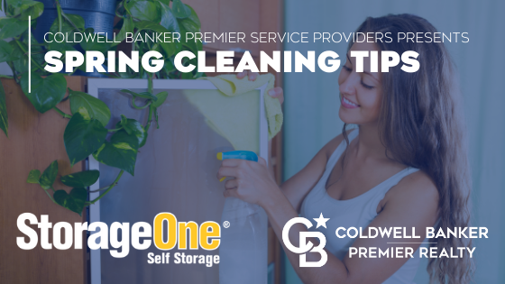 Spring Cleaning Tips from StorageOne Las Vegas Main Photo