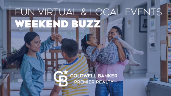 Fun Virtual and Local Events to Experience This Weekend Main Photo
