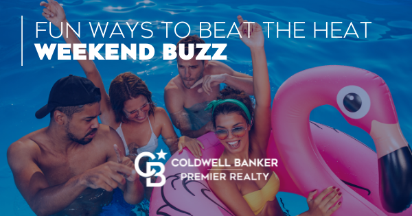 Fun Ways to Beat the Heat This Weekend Picture