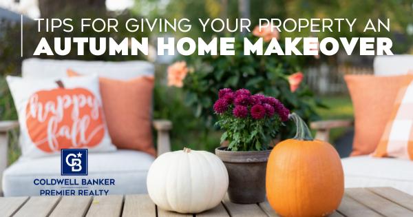 Autumn Home Makeover Ideas Main Photo