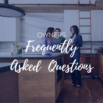 Owners Frequently Asked Questions Picture
