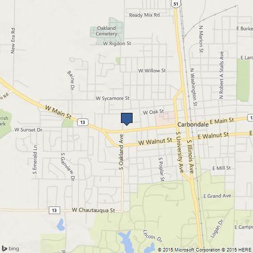 635 E. Walnut St, Carbondale, IL 62901