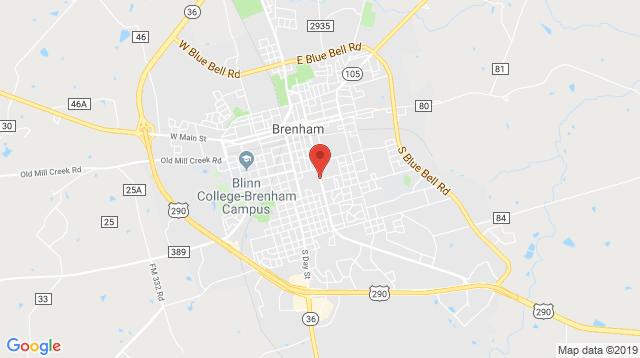 601 Medical Court, Brenham, TX 77833
