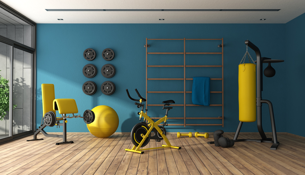 Tips for Creating a Home Gym Main Photo